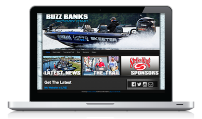 Pro Sites Unlimited - responsive angler websites