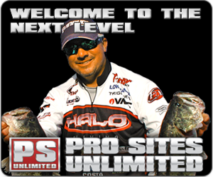 Angler Websites - Pro Sites Unlimited